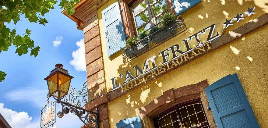 Welcome to the new website of A L'Ami Fritz