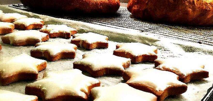 Christmas cookies *BREDELE