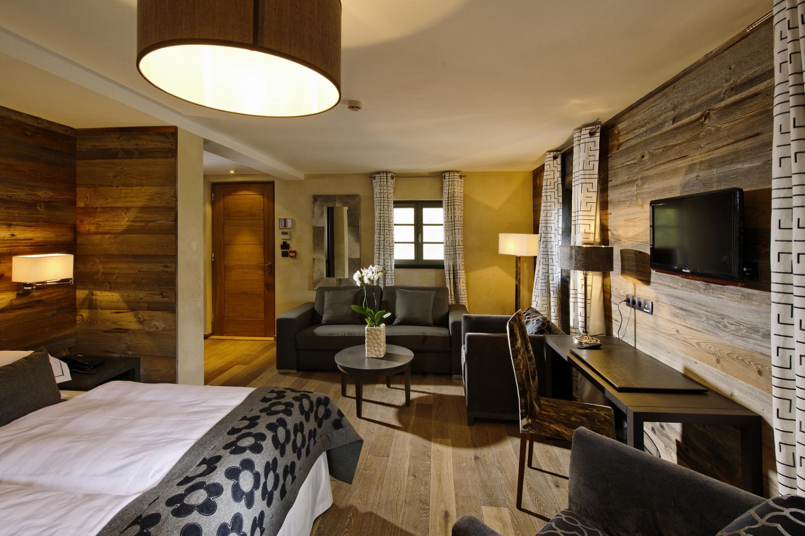 Hotel L\'Ami Fritz l Das Haus der Sophie
